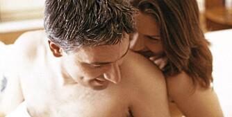 TRENER MUSKULATUREN: Menn kan trene muskulaturen på samme måte som kvinner.