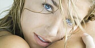 STRESS: Stress og uro virker inn på kvinners sexlyst. God, sensuell massasje kan bidra til at hun slapper av.