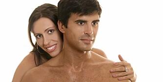 PROSTATAMASSASJE: Mange menn får en sterkere orgasme når prostata blir stimulert.