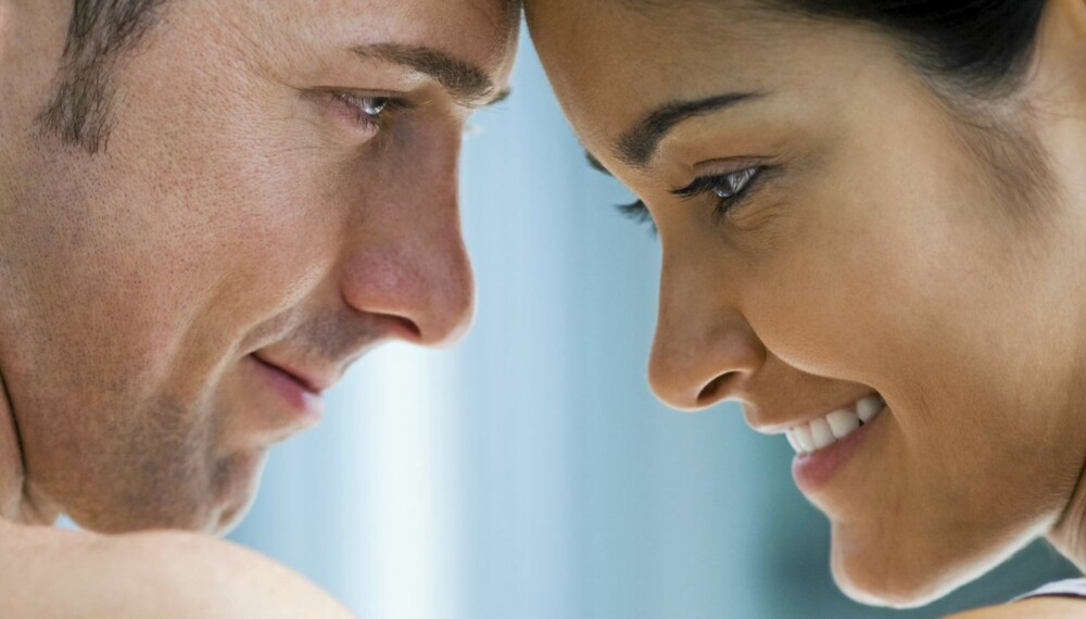 GLEM DET: Glem tanken om den perfekte partner, er samlivspsykologens første tips.