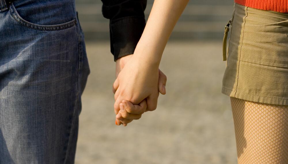 FELLES MÅL: Hvis forholdet skal reddes, er det viktig at dere har et felles mål.