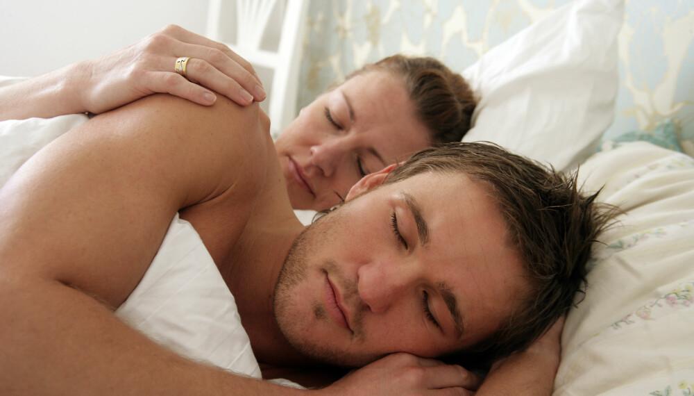 DETTE SLITER GUTTA MED I SENGA: Når vi snakker om menns problemer, handler de mye om prestasjonsangst og uro i forhold til å skulle ha sex med nye partnere eller skulle ha sex med partnere generelt. ILLUSTRASJONSFOTO: Colourbox