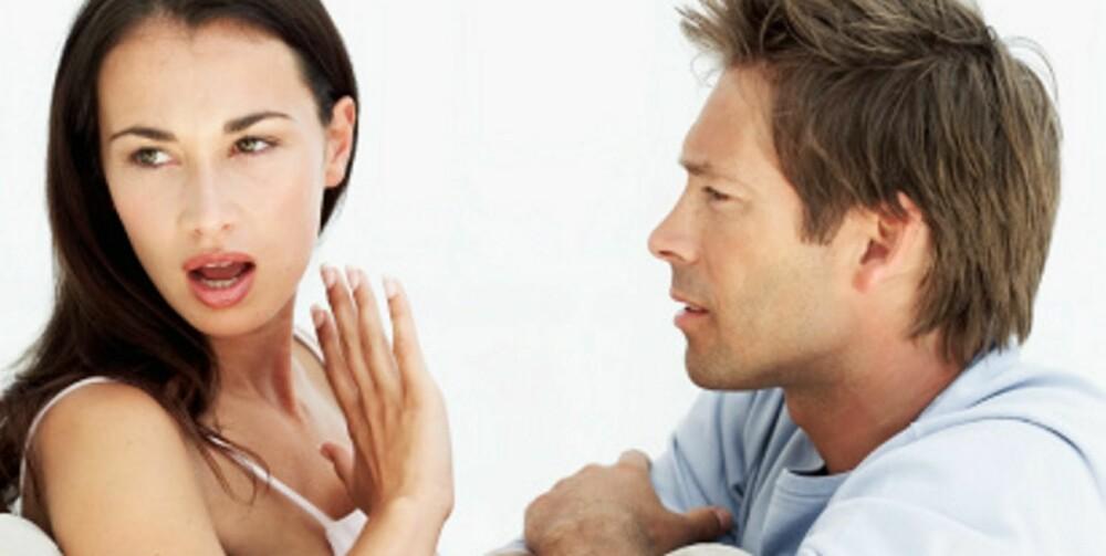 KRANGLETEKNIKK: Snakk om krangling når dere er gode venner. Da er det nemlig enklere å være konstruktiv, ta imot den andres perspektiv, innrømme egne feil og snakke om selve forholdet.