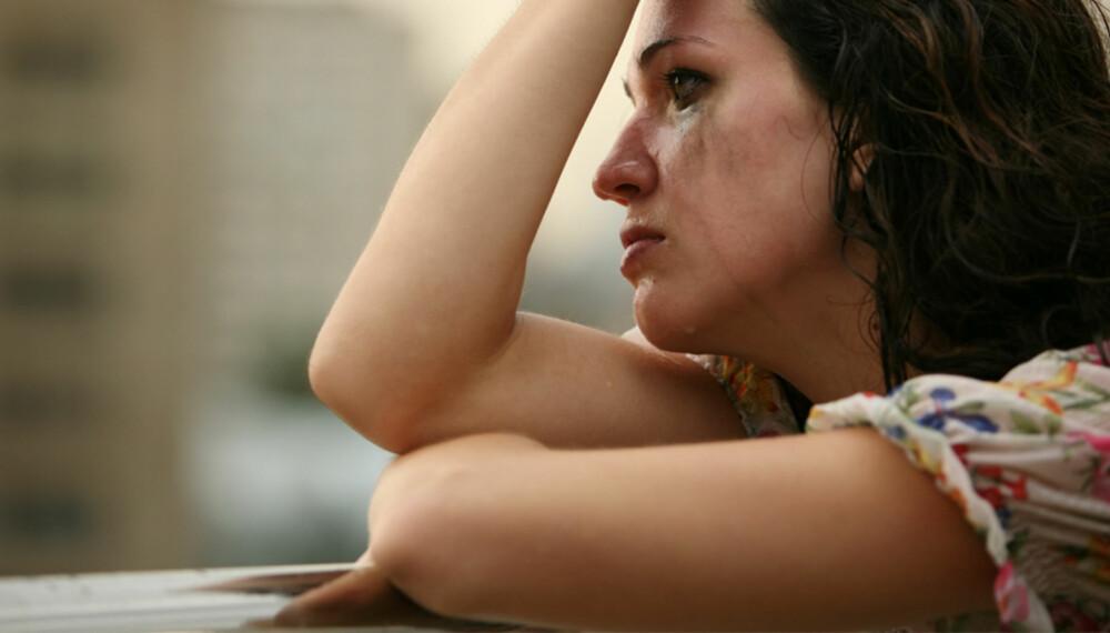LIVREDD: - Jeg begynte å gråte og ble livredd for at jeg hadde smittet forloveden min.