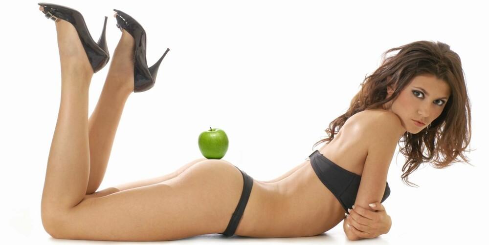 MAT-LYST: Sitofili vil si at man bruker mat for å oppnå seksuell nytelse. Det kan være å bruke frukt eller grønnsaker til å onanere.