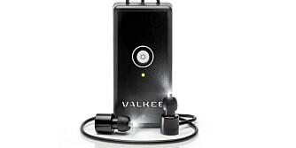 NY LYSTERAPI: Mens dagslyslamper krever bruk fra en halv til to timer om dagen, skal det holde å bruke Valkee 8-12 minutter daglig.
