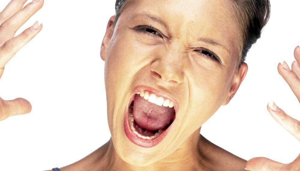 STRESS: Langtidsvirkningen av stress kan være svekket muskulatur, økt risiko for hjerte- og karsykdommer og svekket immunforsvar.