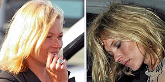 KATES NYE ANSIKT: Kate Moss har brukt år av sitt liv til å sovne på fest. Nå satser hun på en sunnere livsstil.