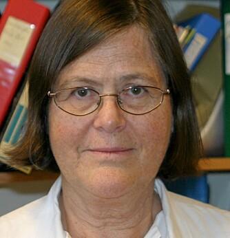 GRISETE: Smittevernlege Bjørg Marit Andersen skjønner kvinner som ikke liker unisex-do, og bekrefter at herretoaletter er mindre hygieniske enn dametoaletter.