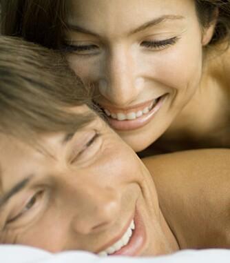 NÆRHET: Ved å bringe nærhet og kontakt inn i din seksualitet vil du også oppleve et større behov for det