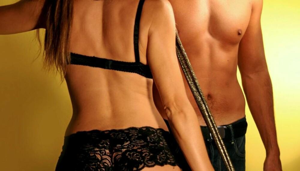 GIFT MORO: Gifte og samboere har oftest sex og er mest fantasifulle i senga.