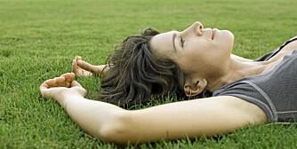 PAUSE I HVERDAGEN: Er du sint eller stresset, gå en tur før du reagerer. Fysisk aktivitet hjelper mot stress og får deg til å tenke positivt. Tar du en pause og reflekterer, får kroppen også tid til å hente seg inn.