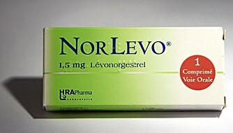 NØDPREVENSJON: Angrepille kan kjøpes reseptfritt på apotek eller i butikker.