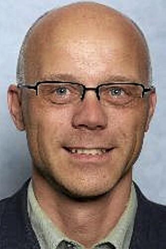 Bjørn G. Iversen, avdelingsdirektør i Folkehelsa