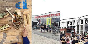 STORBYFERIE: København er en by stappet med mennesker og opplevelser. Papirøen Street Food festival er glimrende også for familier. Etter en god lunsj kan familien besøke Experimentarium som ligger vegg i vegg.