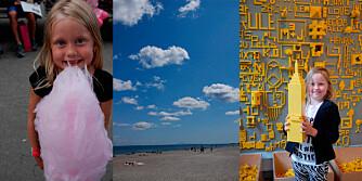 STORBYFERIE: København kan by på både sukkerspinn, LEGO og badeliv.