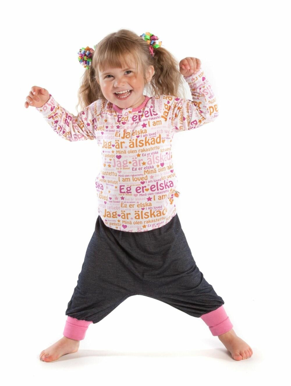 d41ee838e Hjemmesydde barneklær. - Småbarn