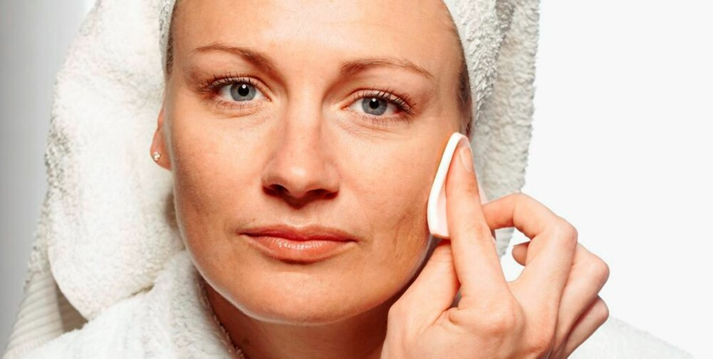FORSKJELLIG HUD: Det viktigste er å finne en krem som passer din hud.