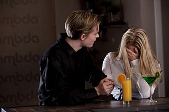 SJALUSI: Dette gjør du om du er sjalu på partneren din. ILLUSTRASJONSFOTO: Colourbox