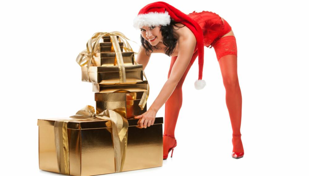 HARDE PAKKER: Planlegger du å kjøpe et sexleketøy til jul?