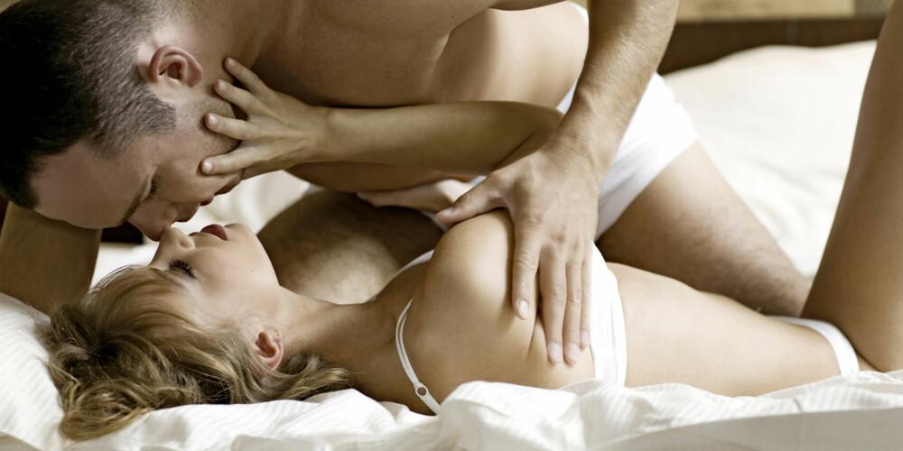 BRUK TID: - Ved å bruke lang tid på nytelsen, kan hele kroppen bli en erogen sone, sier ekspert.
