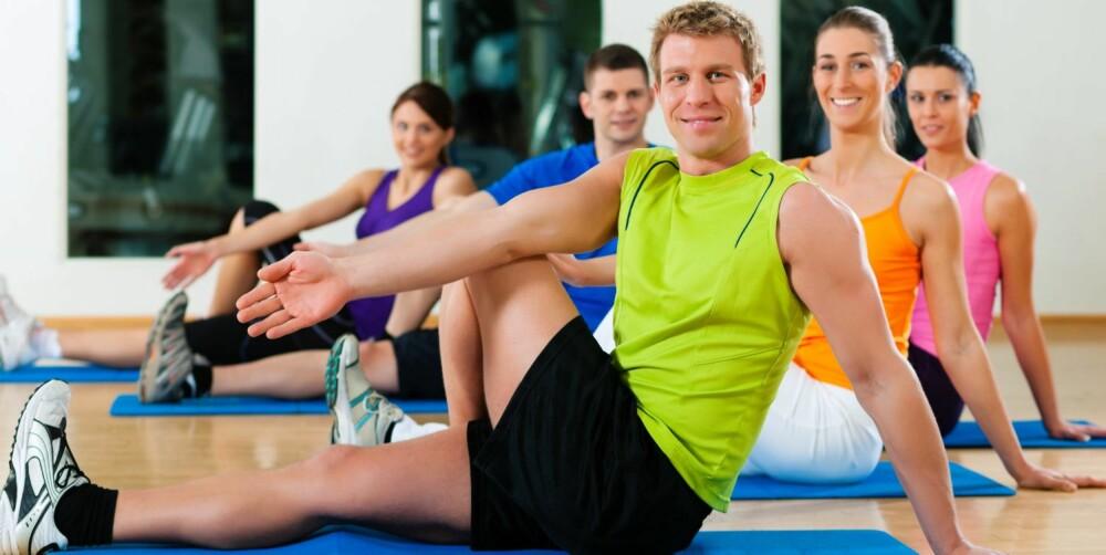 NYSINGEL: Etter et samlivsbrudd får man igjen tid til å prioritere seg selv og egen kropp og helse.