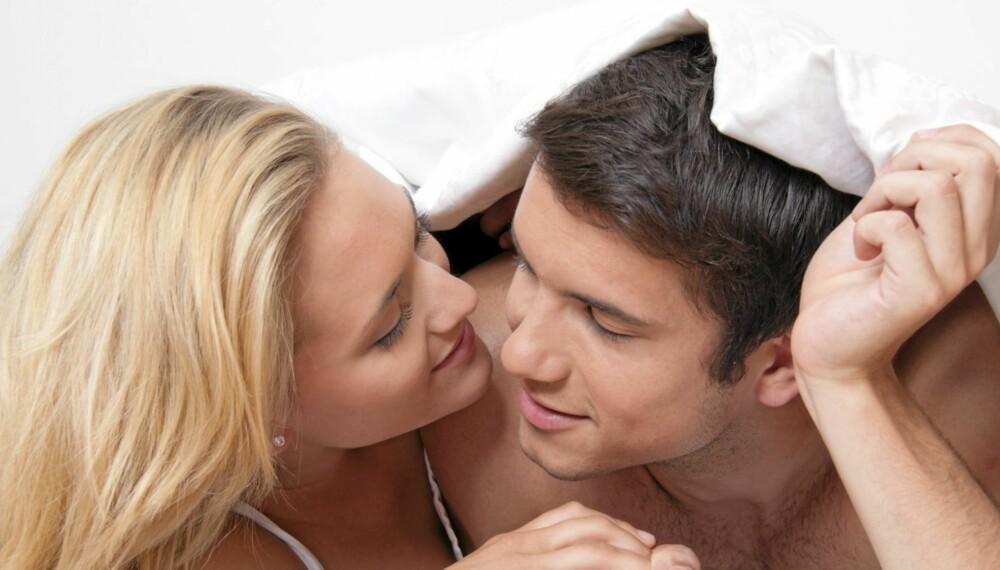 HVEM ER HAN I SENGA? Finner du svaret, kan sexlivet bli himmelsk.