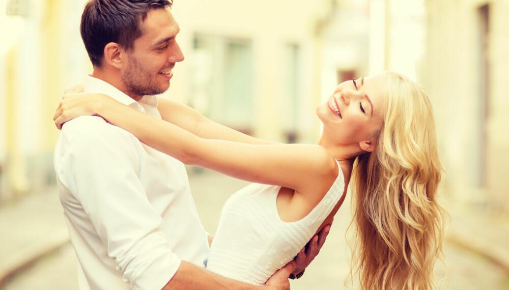 SOM EN DANS: Et parforhold kan sammenlignes med en dans. Når dansen flyter, flyter forholdet. Men når det stokker seg, gjelder det å vite hva som er årsaken.