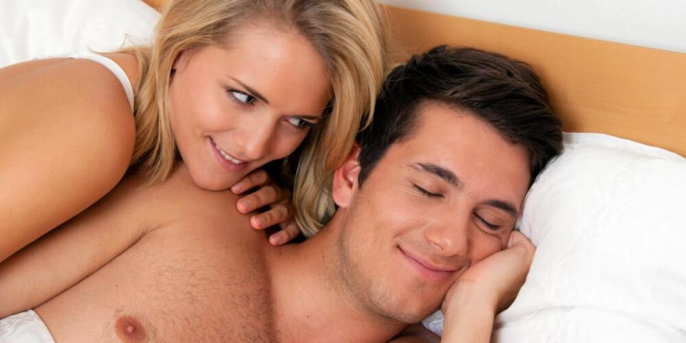 EROTIKKSNAKK: Å snakke om sex er det viktigste sexverktøyet vi har.