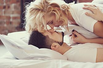 EGGLØSNING: Hormoner sørger for at kvinner får økt sexlyst når de har eggløsning. Naturens måte å sikre forplantning på, antagelig.