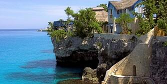 VERDENS MEST ROMANTISKE: Hotellet The Caves er på listen over verdens mest romantiske hoteller.