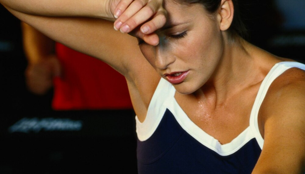 SUR LUKT: Noen ganger opplever man at treningstøyet lukter greit når det er nyvasket, men at det kommer en svært ubehagelig lukt med en gang det tas i bruk og blir litt varmt. ILLUSTRASJONSFOTO: Thinkstock