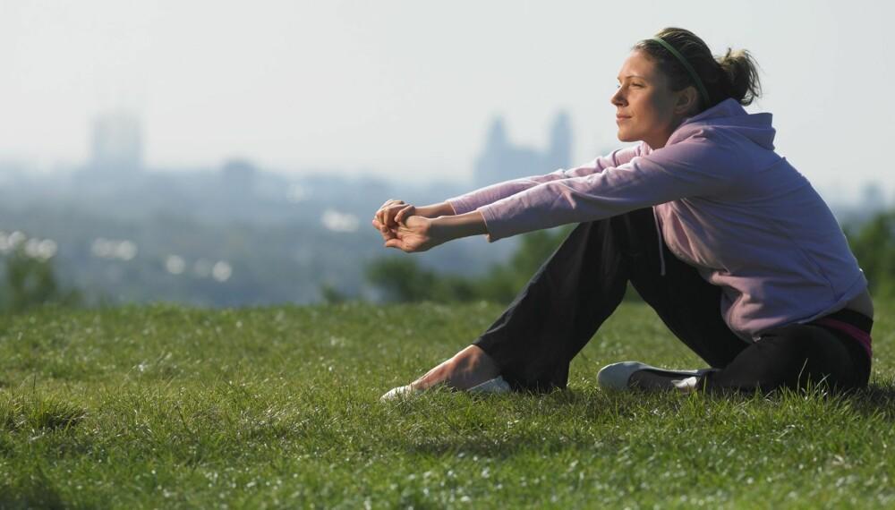 HVILEFORBRENNING: Det er flere faktorer som er med på å påvirke hvileforbrenningen din. Sjekk hvileforbrenningen din med vår kalkulator.