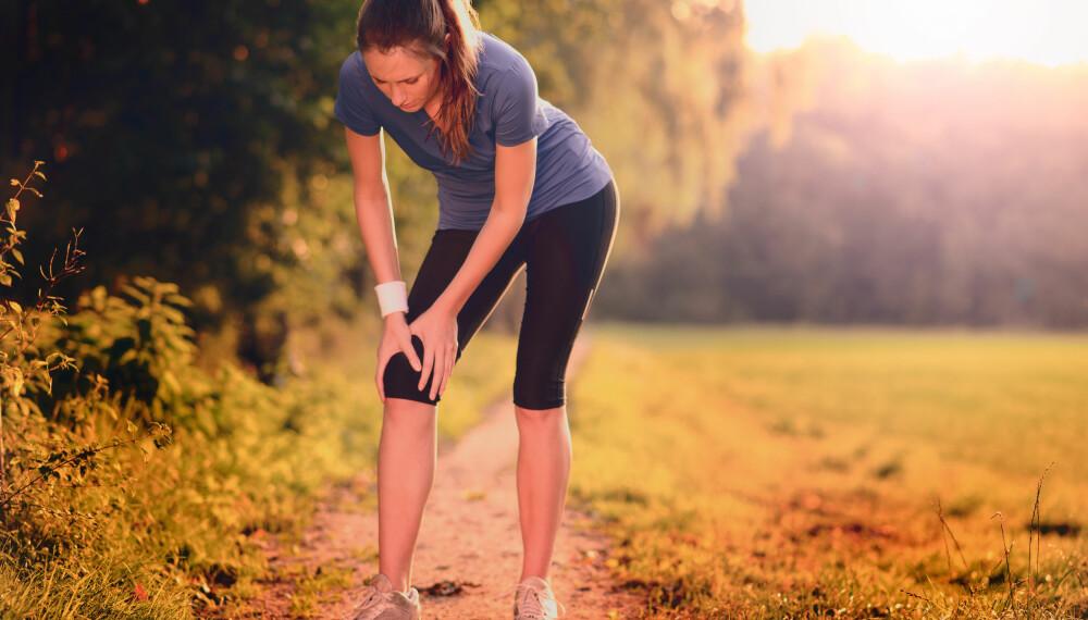 ADVARER: Ekspertene advarer mot time etter time med hardtrening, spesielt hvis du ikke har nok treningskunnskap –og erfaring. FOTO: Colourbox