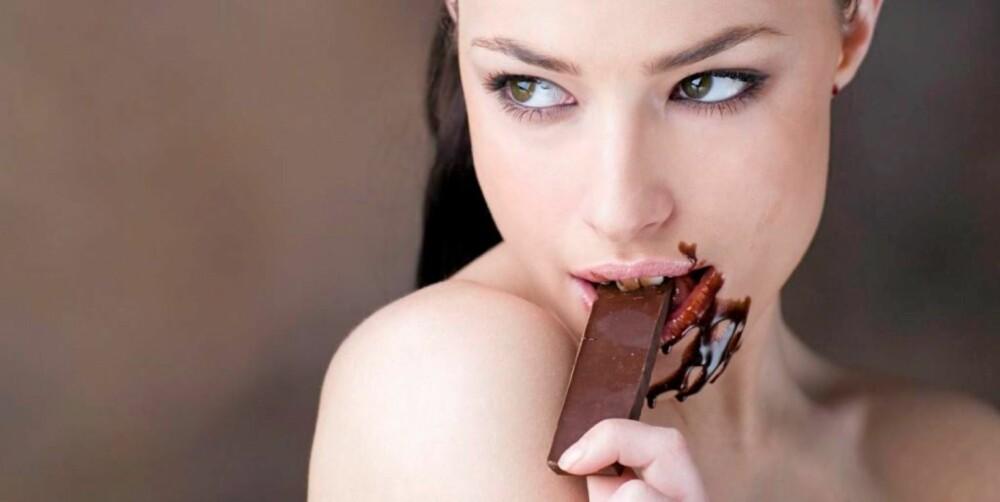 LYST: Kan sjokolade virkelig øke sexlysten? - Ja, hvis du allerede er forelsket i partneren, svarer naturforskeren.