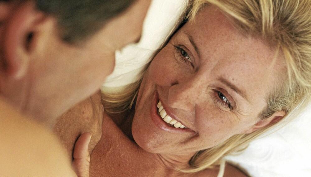 LANG PREVENSJONSTID: En kvinne som kommer i puberteten i 11-årsalderen er som oftest fruktbar til hun rundt 57 år gammel.