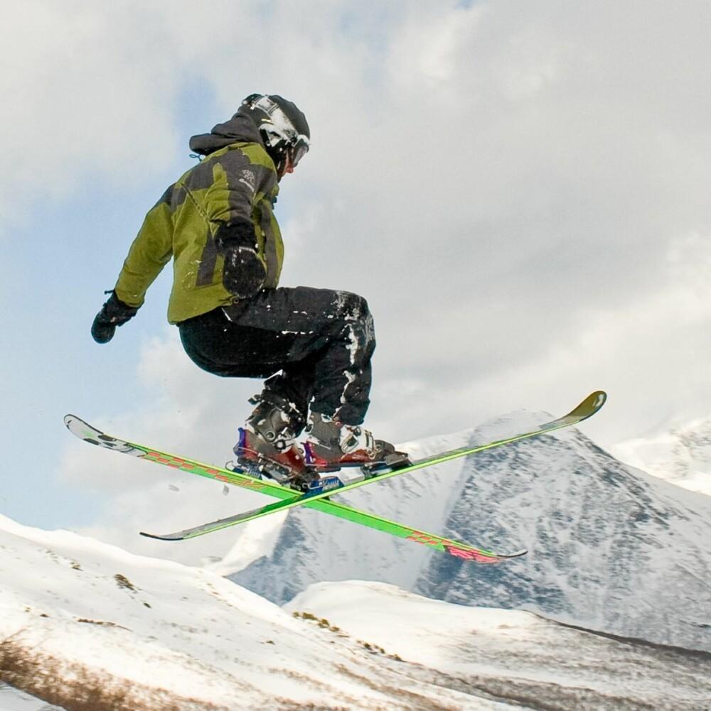 SKIMORO: Morten Dahlby har lagt ut flotte bilder fra Romsdalen på Flickr.com