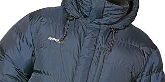 BESTE UNDER 2500 kroner: Bergans Down Jacket er den beste jakken under 2500 kroner.