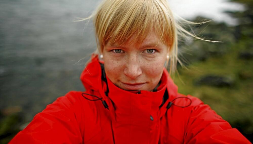 BEST I TEST: Vi tester jakker som duger til tøffe turer.  Bildet er tatt i 2007 på Rallarvegen mellom Finse og Flåm.