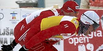 MAKS OKSYGEN: Langrennsløpere som Petter Northug er blant de best trente idrettutøverne i verden, med et ekstremt oksygentopptak. Det er ikke dermed sagt at ski er den perfekte idretten for deg.