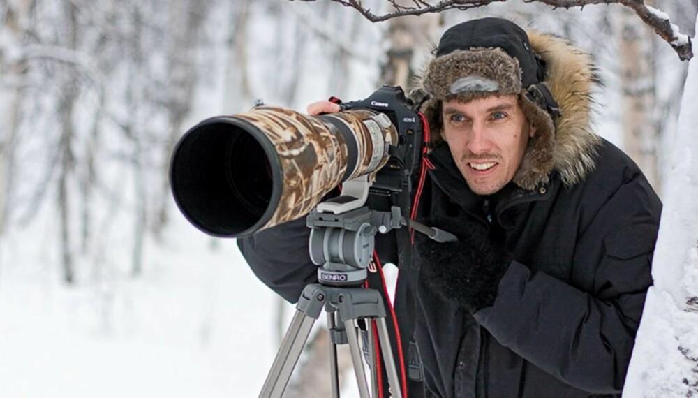 NATURFOTOGRAF: Jan-Eilert Pedersen blogger på Klikk