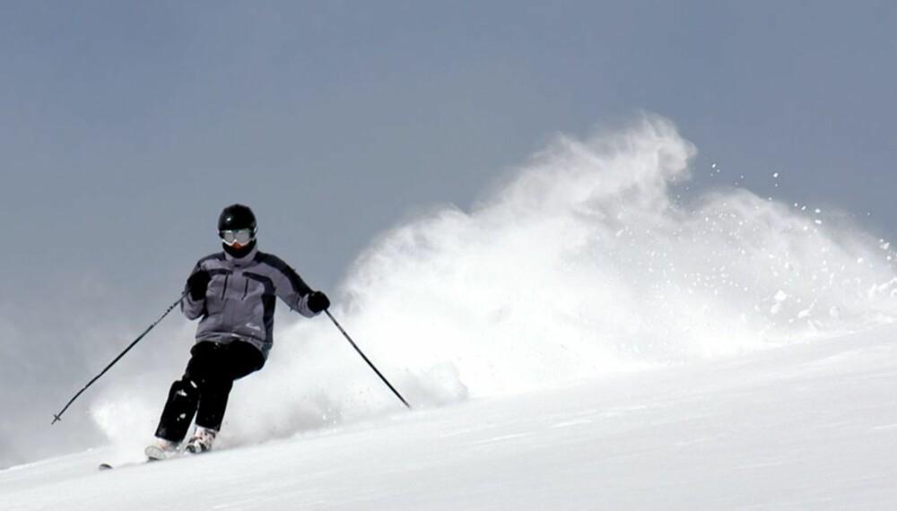 BEDRE GLID: Følg noen enkle råd, så holder du liv i de gamle alpinskiene.