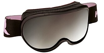 BEST I TEST: Skibrillene fra Kari Traa var de beste i denne testen. Her får du mye for pengene.