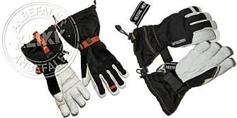 STOR TEST: Vi har testet fjorten hansker til vinterbruk.