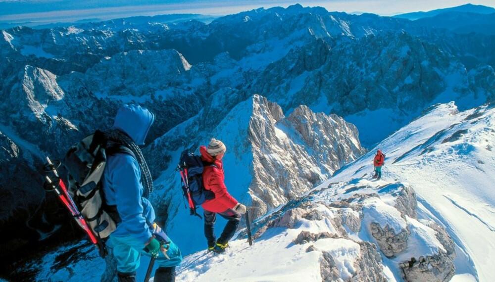 SLOVENIA: Slovenia har 55 ulike skisteder vel verdt et besøk.