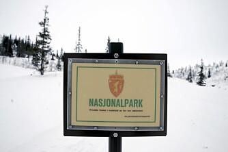 NASJONALPARK: Børgefjell er en av de mest uberørte av våre nasjonalparker.