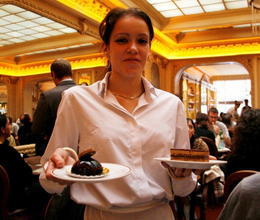 BLID: Prøv kakaoen hos tesalongen Angelina.