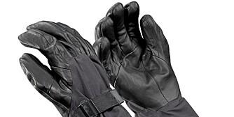 ANATOMISK: Arcteryx Alpha SV Glove har en glimrende passform, ifølge Aktivt testteam, som har testet den i ett år.