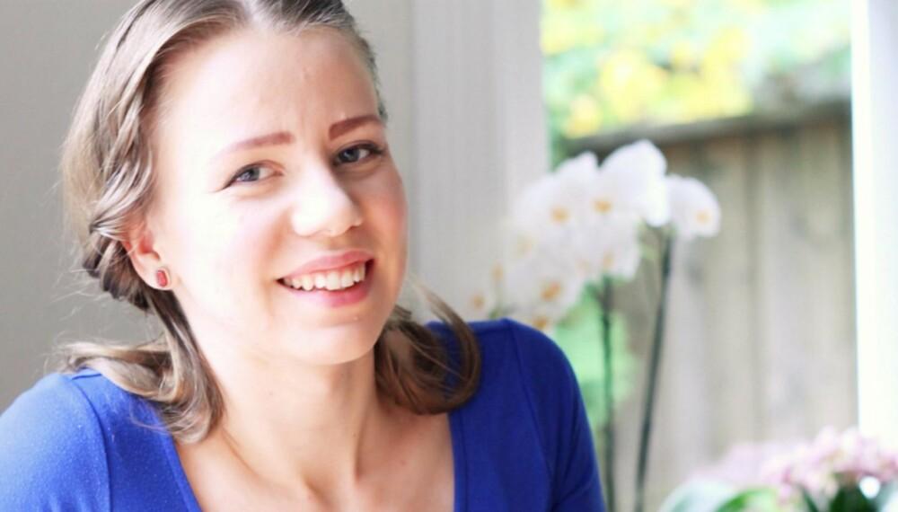 Foreldre.no spaltist: Blogger Jona Runarsdottir.