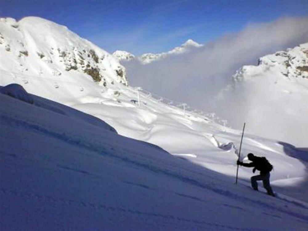 KANIN: Hørt om skistedet Kanin? I Slovenia finnes det hele 55 mer eller mindre kjente skianlegg.